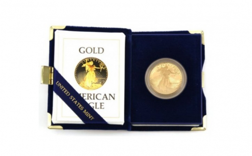 Gold American Eagle Proof
