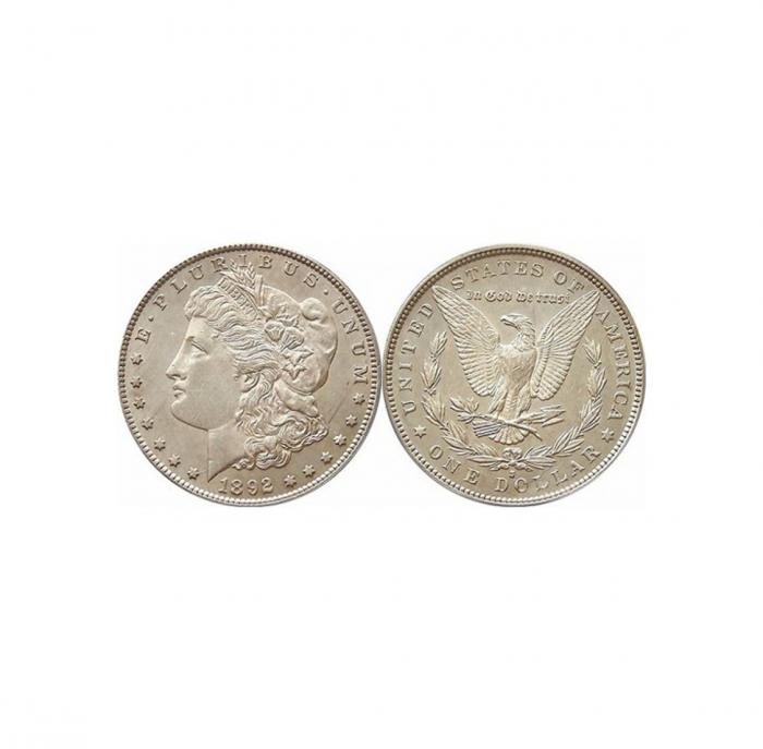 Silver Morgan Dollar